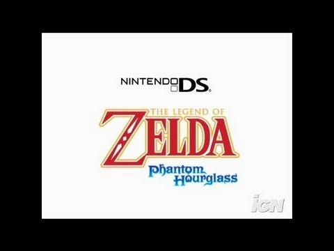 Видео № 0 из игры Legend of Zelda: Phantom Hourglass (Б/У) [DS]