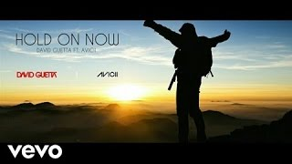 David Guetta ft. Avicii - Hold On Now