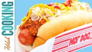 How to Make Chili Dogs Hilah Cooking just let me do your thinking for you be fine Video