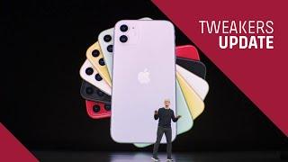 Tweakers Update: Apple-keynote - Nieuwe iPhones, iPad en Apple Watch