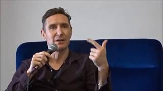 Пол МакГанн, Wales Comic Con 2018 Part 1 - Paul McGann Q&A Panel