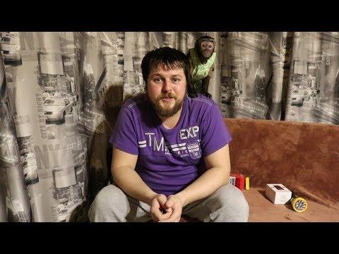 2018.02.23 Обезьяна капуцин Масяня. День защитника Отечества. Распаковываем подарки.