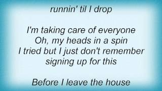 Jo Dee Messina - A Woman's Rant Lyrics