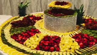 Fruit Display By Chef B
