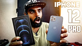 Boom 💥 - iPhone 12 Pro Unboxing & First Impressions | Sold My Kidney ? 😅 | Enowaytion Plus