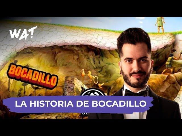 """De 'Bocadillo' a 'Vosotros sois mi película': toda la historia de la gran """"troleada"""" de Wismichu"""
