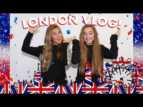 My London Vlog (day trip to London!) | Rosie McClelland