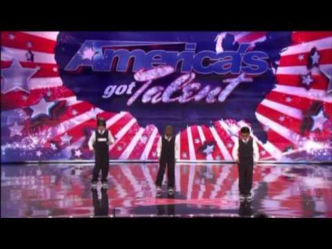 Thêm ba cậu nhóc gây chấn động America's Got Talent
