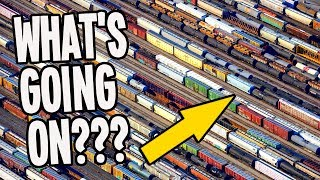 Train Traffic SO BAD there's NO TEA Deliveries in Cities Skylines!