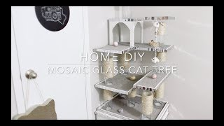 HOME DIY - CAT TREE / CAT CASTLE