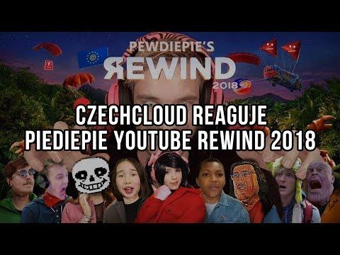 Czechcloud reaguje - PewDiePie a jeho Youtube Rewind 2018