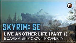 Alternate Start for Skyrim on Xbox One - Part 1 (Ship & Property)