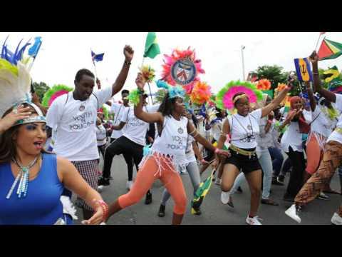 @TorontoPolice @YouthInPolicing Bring Carnival Parade to Life