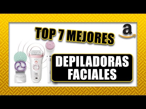 🧔➡️👩🦲 Top 7 DEPILADORAS FACIALES [AMAZON 2020]