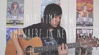All Time Low // Somewhere In Neverland (Acoustic Cover)