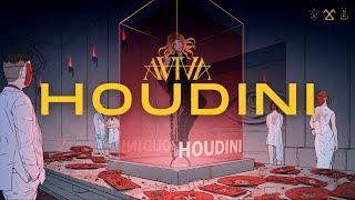 Kadr z teledysku Houdini tekst piosenki Aviva