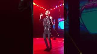 Bounce by AARON CARTER ( LØVË TOUR LIVE IN MANILA 2018)