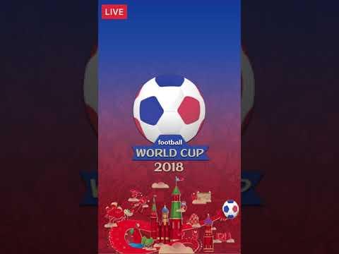 Vidéo Coupe du Monde 2018 - Scores et matchs n direct