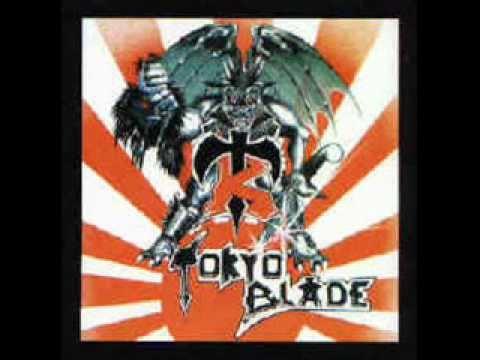 Tokyo Blade - Powergame online metal music video by TOKYO BLADE