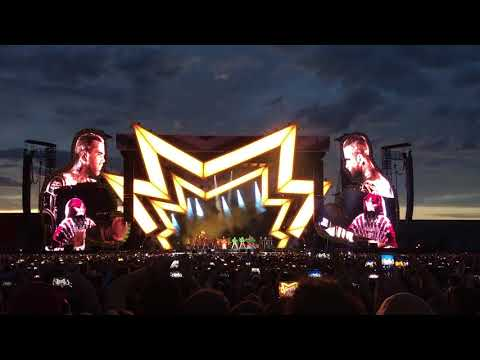 Robbie Williams - 19.08.2017 Letňany, Prague, Czech Republic [multicam by Mr.Scully]