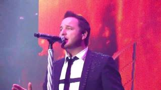 Boyzone - All That I Need Live at Birmingham's LG Arena