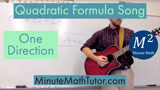 Math Song - One Direction