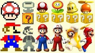 Super Mario Maker 2 Cada Hongo Con Sus Sorprendente Habilidades
