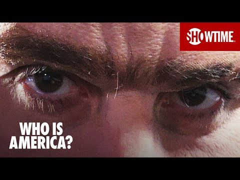 Video trailer för Who Is America? (2018)   Teaser   Sacha Baron Cohen SHOWTIME Series