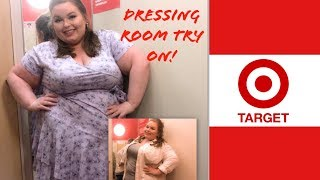 Target Plus Size Try On Spring 2018 - Video Youtube