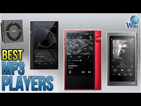 8 Best MP3 Players 2018