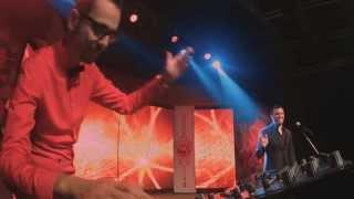 كاظم الساهر والموسيقي العالمي ديمتري يلتقيان في «Coke Studio بالعربي»