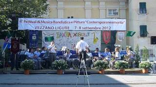 preview picture of video 'What a wonderful world @ IV festival Contemporaneamente di Vezzano Ligure (SP) 08/09/2012'