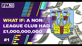 What if a Non League Team had £1,000,000,000