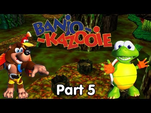 Banjo-Kazooie: Nuts and Bolts Walkthrough - Banjo Kazooie