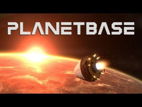 КОЛОНИЯ НА МАРСЕ! - Planetbase - РОЗЫГРЫШ ИГРЫ
