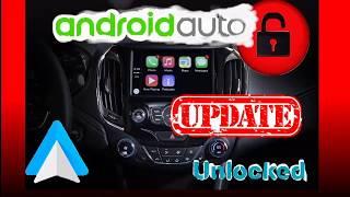 android auto hack - TH-Clip