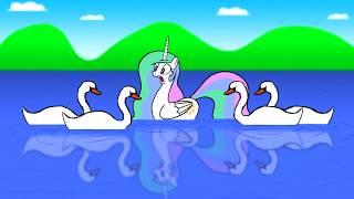 [MLP Comic Dub] Like A Swan (comedy)