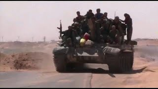 "Syrian media: ""government militias will enter Turkish occupied Afrin region"""