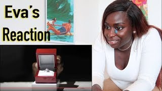 Evas Reacts To Buying Girlfriend Dream Ring