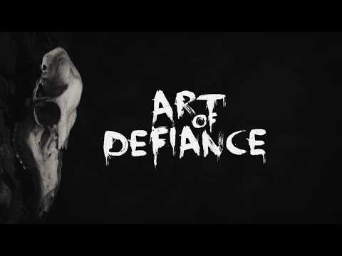 Art of Defiance - Art of Defiance - Between Two Walls (Lyric Video)