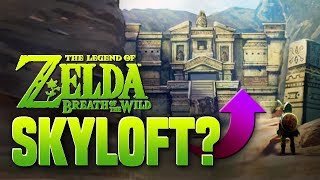 The Mystery of Breath of the Wild's Forgotten Temple - Zelda Theory