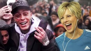 Mom Reacts To Lil Skies   Real Ties (Official Video)