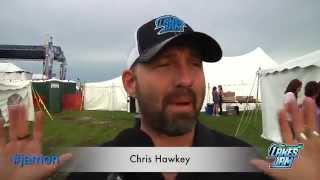 Chris Hawkey Loves Lakes Jam