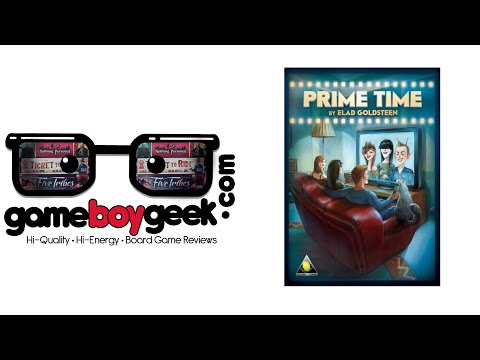 The Game Boy Geek Reviews Prime Time