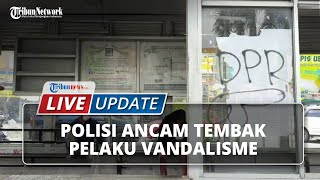 Kapolresta Ancam Tembak Pelaku Vandalisme Halte Bus Trans Metro Pekanbaru