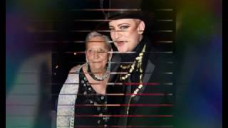 Boy George Happy Family