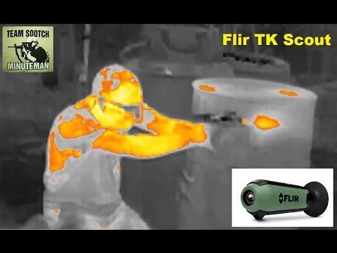 Flir TK Scout Thermal Monocular Review