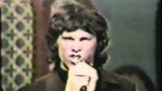 THE DOORS - Break on through (to the other side) at KTLA-TV