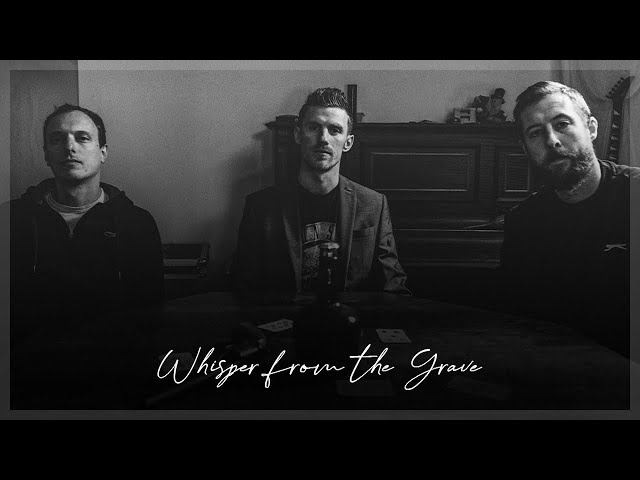 Whisper From The Grave  - 10 blue