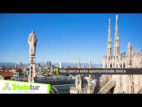 Conheça a Itália com a Trielotur!